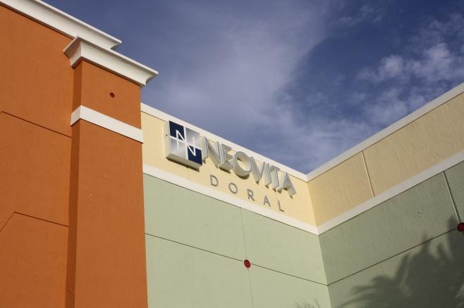 Neovita offices in the Doral Area.