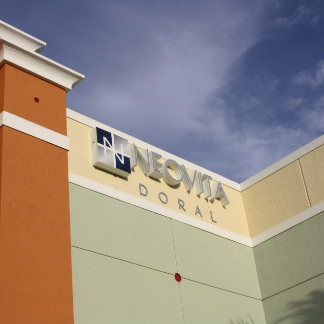 Neovita offices in the Doral Area.