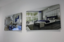 We prepared these 3D renderings that show how each room of the entire project will look like.