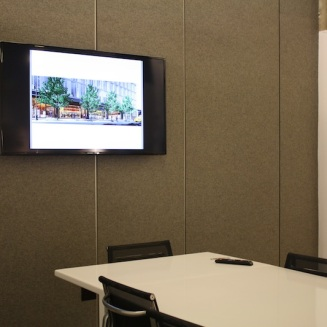 This screen displays the virtual tour prepared by ArX Solutions.