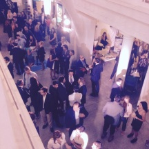 The real estate community gathering at The Real Deal's South Florida forum and showcase.