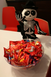 Let's have some candy...