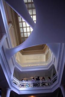 The amazing atrium.