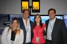 Connie, Patricio, Alejandra and Gonzalo.