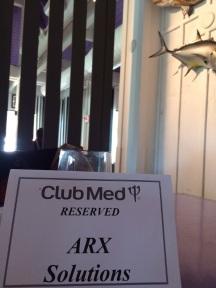 ArX Solutions year-end getaway
