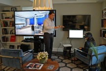 We presented our newest product, ArXperience 3D, in New York City.