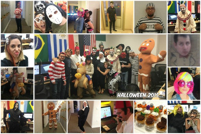Halloween at ArX Solutions