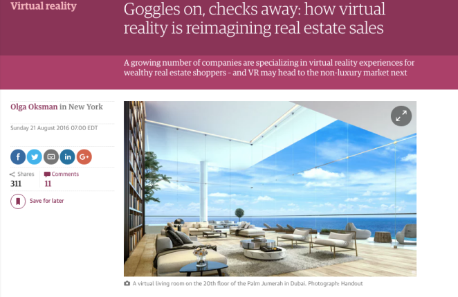 ArX featured by The Guardian